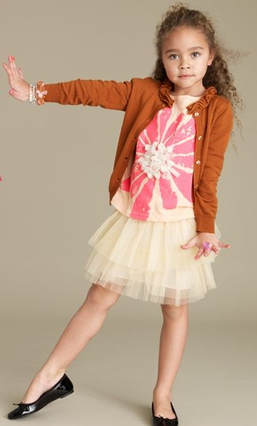 Crew Cuts by J Crew is always a good place for super cute kids clothes that look fun and fashionable while still maintaining a classic feel.