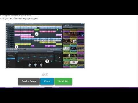 MAGIX Music Maker 24 Crack + Serial Keygen Full Free Download
