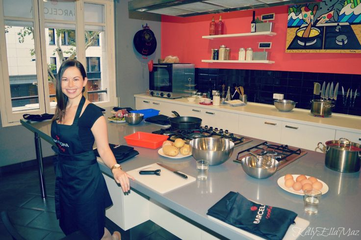 Cooking class in Barcelona