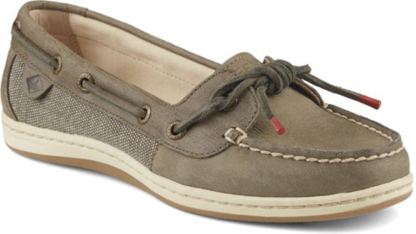 Sperry Top Sider Barrelfish Leather Boat Shoe
