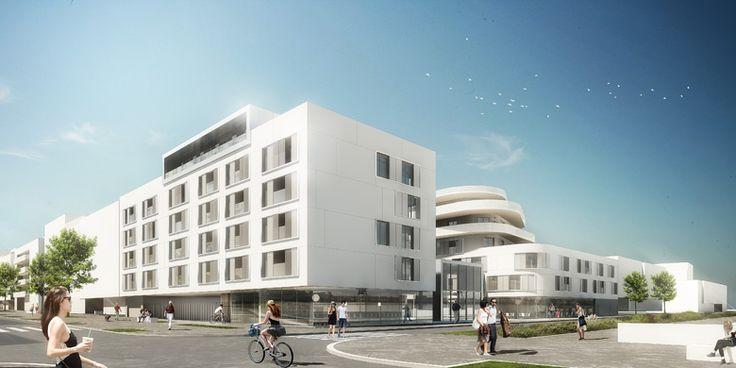 Residence personnes agées - AMO Immobiliere Saint Georges