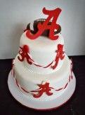 Alabama cake for grooms cake