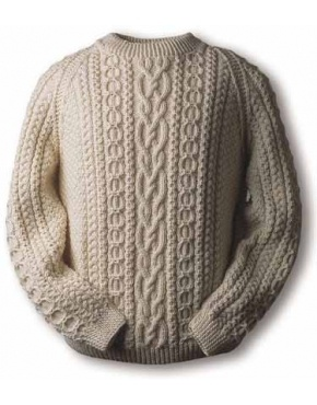 Knitting Pattern Wool Kits : 66 best images about Aran sweaters on Pinterest