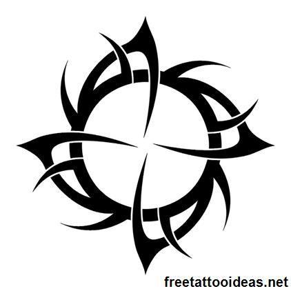 #Tribal ink - http://www.freetattooideas.net/category/tribal-tattoos/