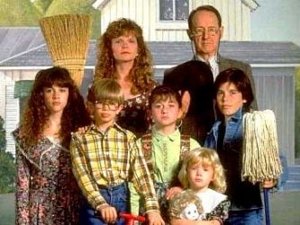 The Torkelsons. I remember watching this with my grandparents, loving Dorothy Jane and her talks with the man in the moon. The retooling the second year into Almost Home was a bit painful.