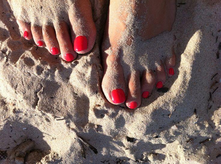 Sandy Feet 95 Spring Splash