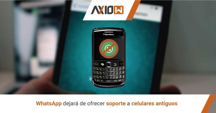 WhatsApp dejará de ofrecer soporte a celulares antiguos