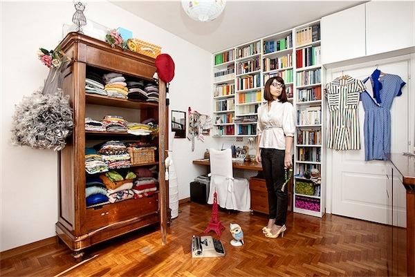 Camilla, scrittrice e blogger.  Photo Credits: Pietro Baroni