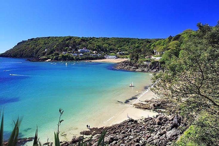 Salcombe Beaches (South Sands & North Sands) - Salcombe Beach in Devon