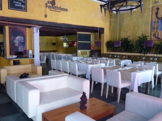 ¿Ya conoces #ElSantisimo #Restaurante #Bar?