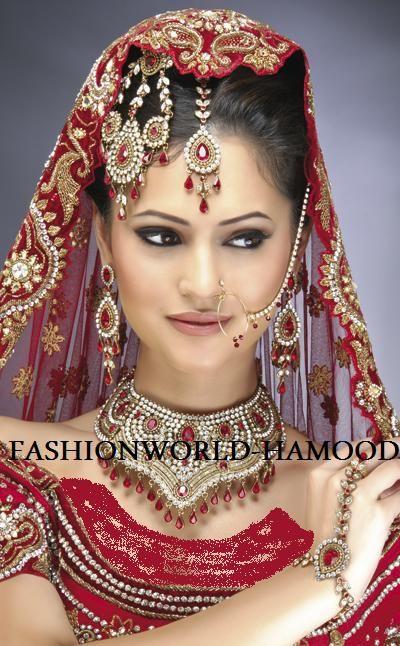 Bridal Makeup Pictures – 15+