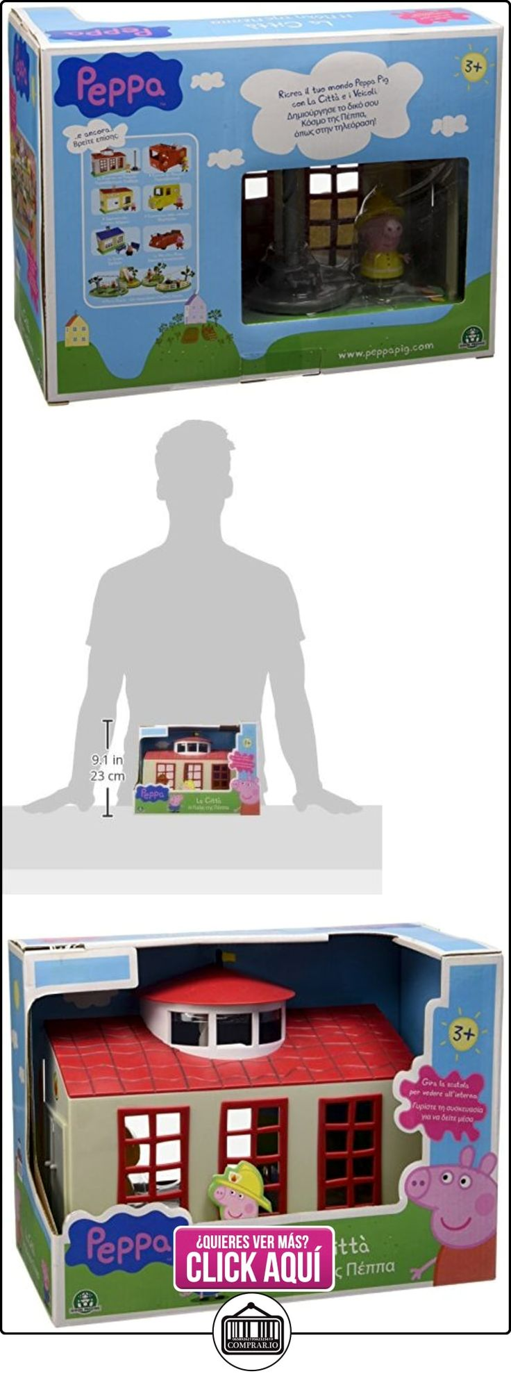 Giochi Preziosi - Casa de juguete, diseño de Peppa Pig  ✿ Peppa Pig - Peppa La Cerdita ✿ ▬► Ver oferta: https://comprar.io/goto/B00HDPN2EQ