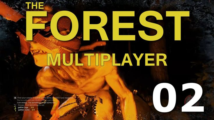 The Forest Multiplayer Part 02 - I'll Get It From My Corpse!