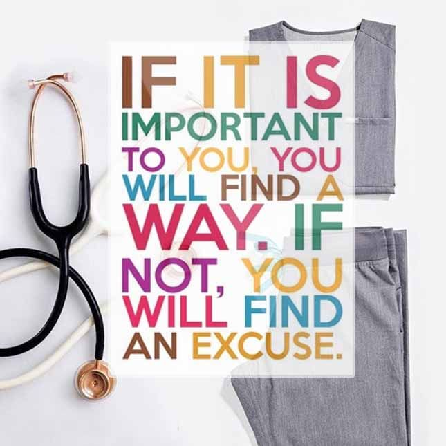 How important is your dream of becoming a doctor to you? #motivation #premed #mcat #futuredoctor