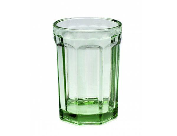 Vaso grande verde 40 cl