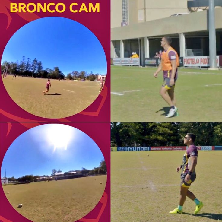 Bronco Cam. Cool content from @NRL @brisbanebroncos.  Glad I could help you out with my @Spectacles. https://m.facebook.com/story.php?story_fbid=10155551738764631&id=99453774630