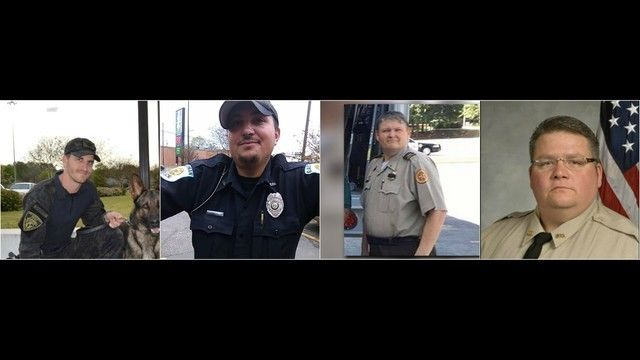 2016 has the most fatalities for Central Georgia law enforcement in the line of duty, according to data retrieved from the Officer Down Memorial Page.