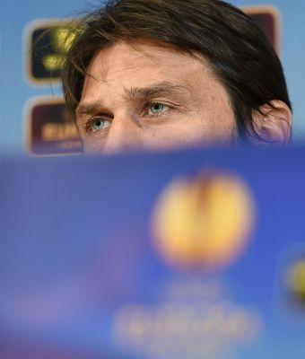 Soccer: Europa League; Juventus Press Conference