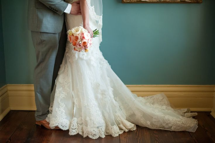 17 best images about peach and green wedding on pinterest for Vintage wedding dresses austin