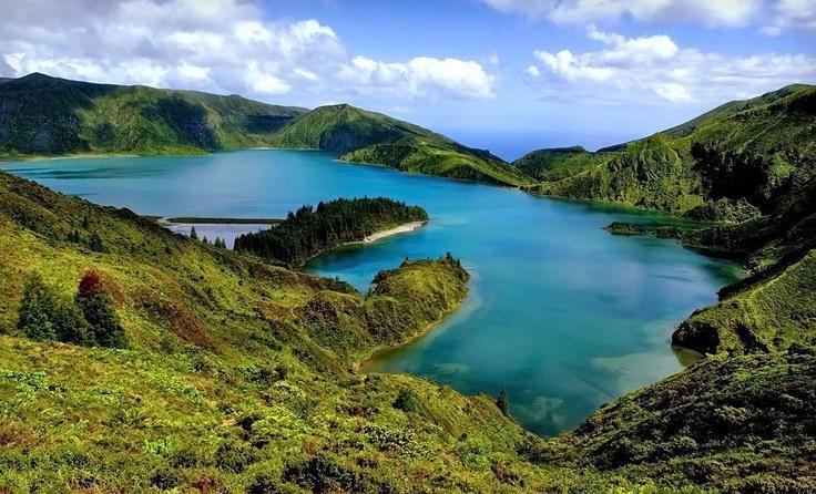 São Miguel Island, Azores Islands - Portugal