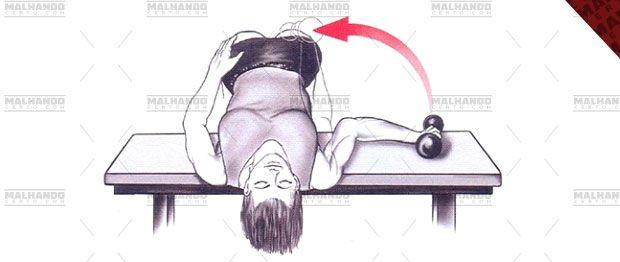 Rotação interna - Tudo sobre esse exercício para ombro! Ilustrações, como executar passo a passo, músculos envolvidos, variações, e mais!