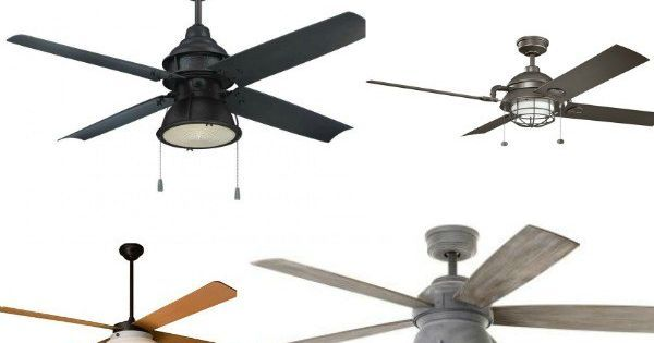 1000 Ideas About Farmhouse Ceiling Fans On Pinterest