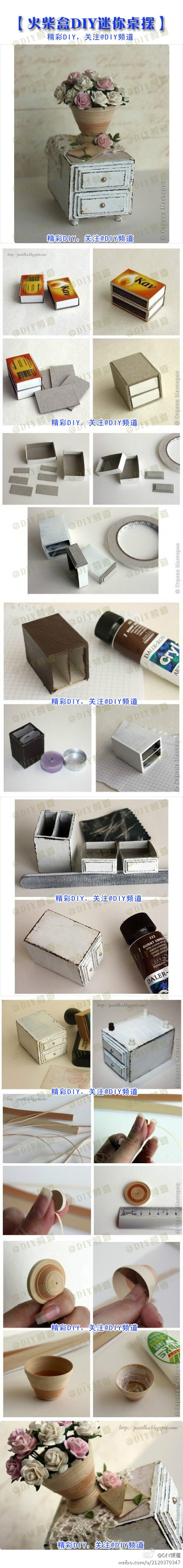 miniature-set-of-drawers-tutorial
