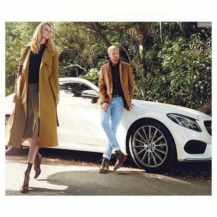 """Working Style on Instagram: """"Natural autumnal tones and tailoring in today's @nzhviva . Our cashmere camel jacket as well as this beauty - the C 300 coupe from @mercedesbenznz  @marasommer #WearingWorkingStyle #MercedesBenz #WorkingStyleNZ #Autumn #tailor #fashion #menswear #cashmere"""""""