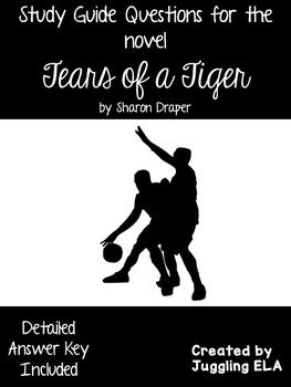 45 best books images on pinterest books the ojays and book jacket study guide questions and answers for the novel tears of a tiger fandeluxe Gallery