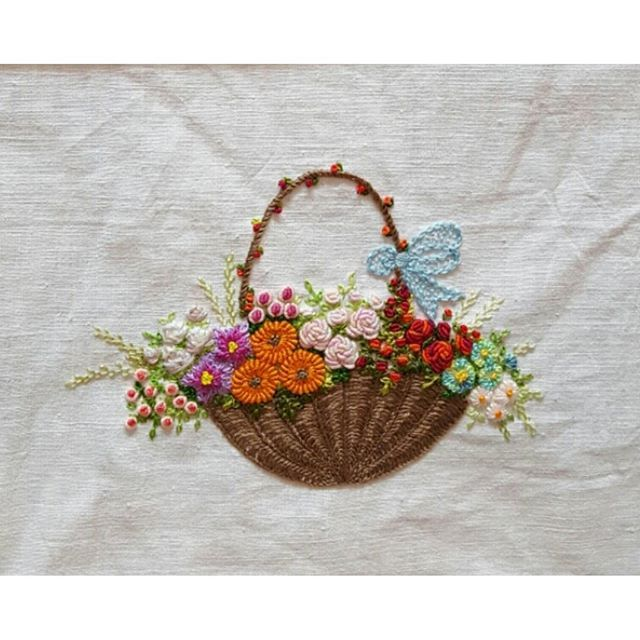 #embroidery #embroider #broderie #needdlework #gachi