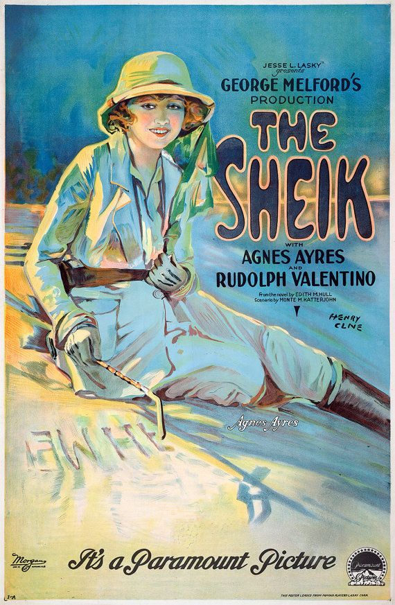 Hey, I found this really awesome Etsy listing at https://www.etsy.com/listing/185760379/performing-arts-poster-the-sheik-1921