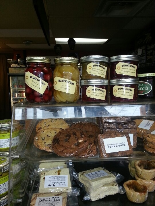 Bumpercrop, loves Leslieville Cheese. A wee, tiny store obsessed with deliciousness.