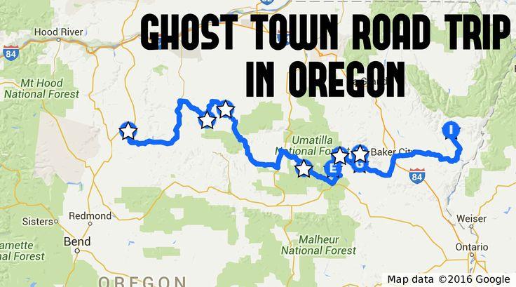 town in oregon that recreates halloweentown