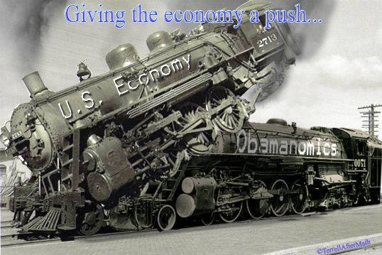 Obamanomics – Another Failure of Liberal Economics