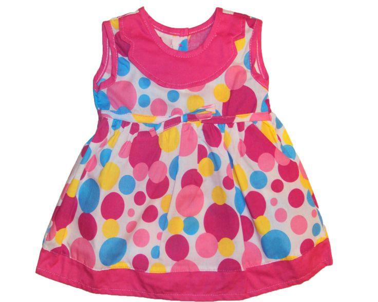 Pallokuvioinen Mekko Setti Vauvalle http://www.vauvan-vaatteet.fi/vauvanvaatteet/tyttovauva/vauvan-mekot/pallokuvioinen-vauvan-mekko