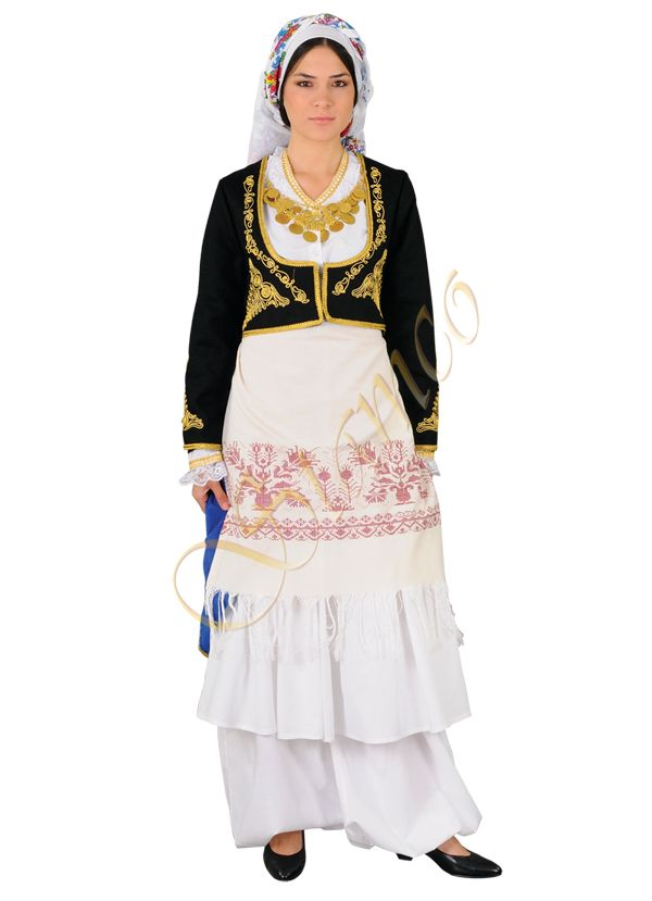 national costume of Greece