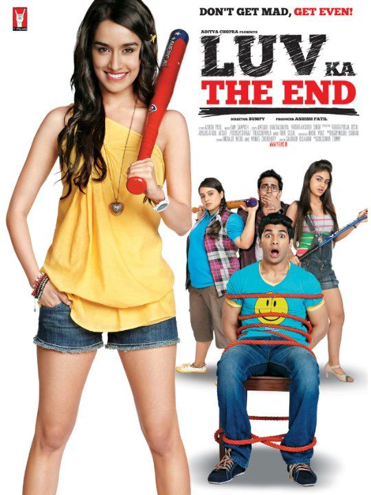 Luv Ka The End (2011) Movie Poster