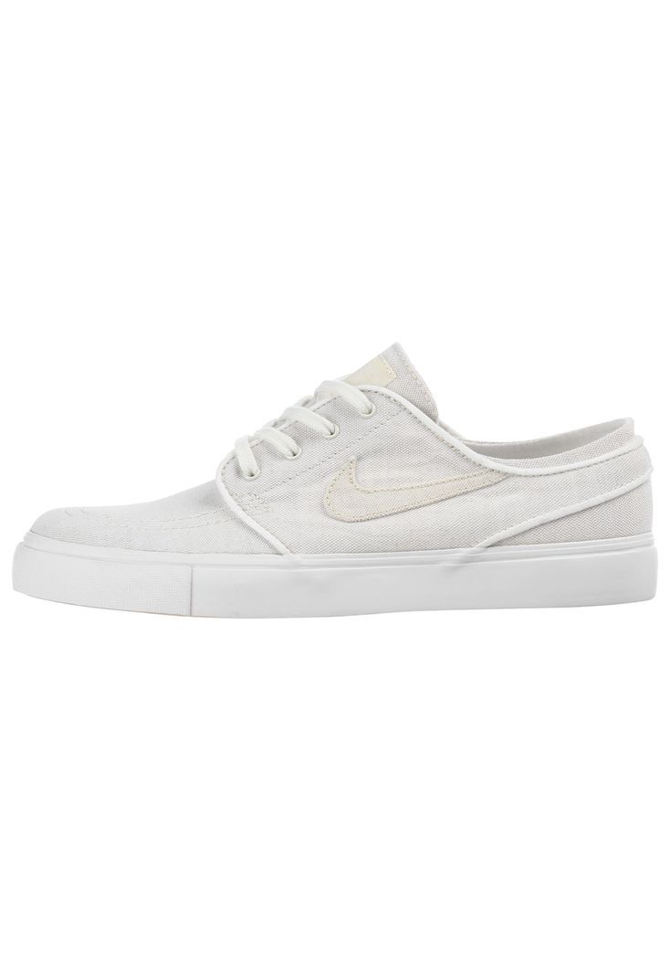 Herren Nike SB Zoom Janoski Canvas Decon Sneaker weiß