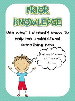 Use these posters to help you introduce each of the comprehension strategies to your students. I plan on laminating and posting them in my reading ...