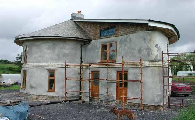 Spiraalhuis een van de manieren om milieuvriendelijk te for Huizen stijlen