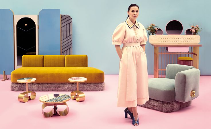 Female designers are few and far between in the world of high design. In Italy they are, quite oddly, nearly non-existent. Which is what makes Cristina Celestino a singular rising star. Born in Pordenone, a small town in Italy's far north-eastern corne...
