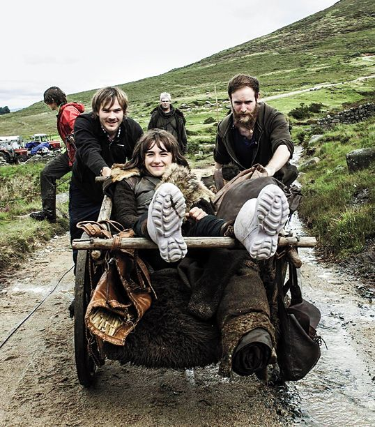 game of thrones scenes in scotland