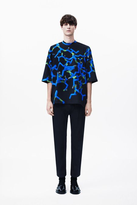 Christopher Kane Fall-Winter 2014 Men's Collection