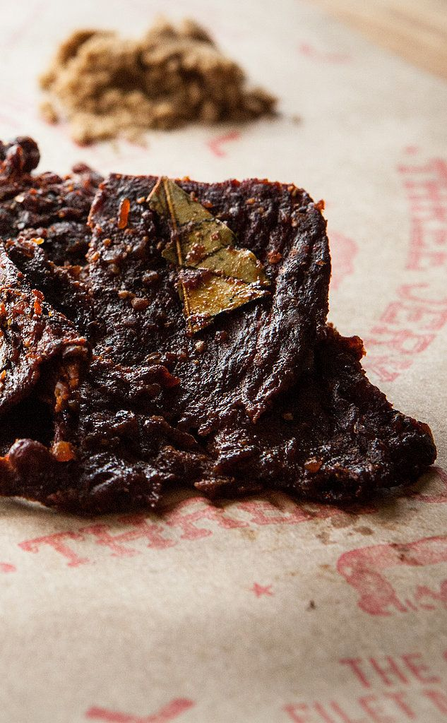 The World's Most Luxurious Beef Jerky