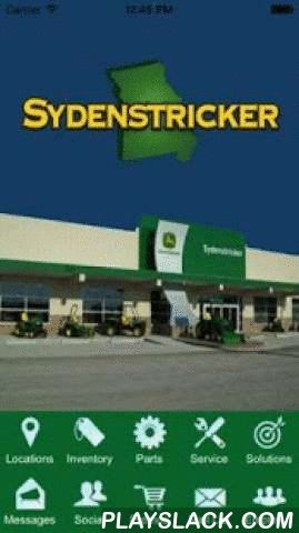 Sydenstricker John Deere  Android App - playslack.com , Sydenstricker's is Missouri's John Deere destination with 10 locations in the Show-Me State including Mexico, Macon, Rocheport, Kirksville, Chillicothe, Palmyra, Moscow Mills, Curryville, Tipton, and Hermann. We offer new and used John Deere Ag, Residential, and Construction equipment including Row-Crop Tractors, Combines, Planters, Tillage, Utility Tractors, Compact Tractors, Lawn Mowers, Gators, Skid Steers, and more.Our certified…