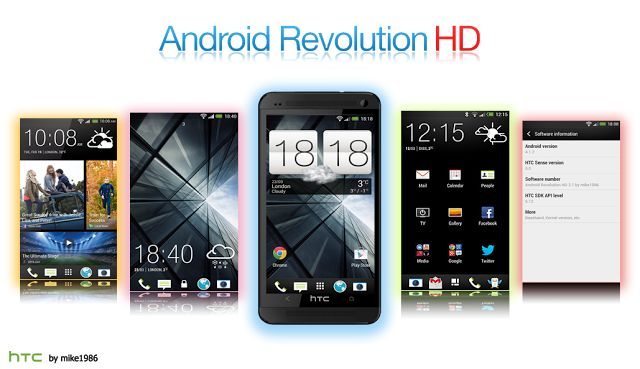 HTC ONE Sense 5.5 | Online la prima ROM.