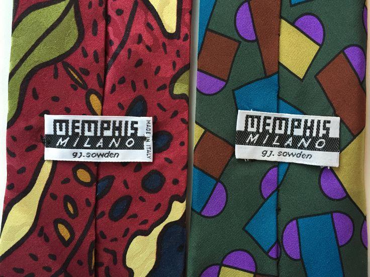 Memphis-slipsar av George J Sowden