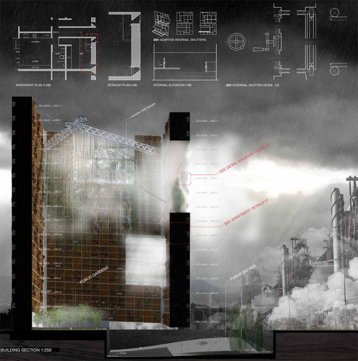 Amazing design on Architectsjury.com