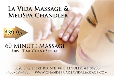 full body massage information Chandler, Arizona