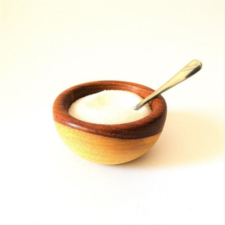 Dip bowl, salt cellar | Drevená Miska na dipping